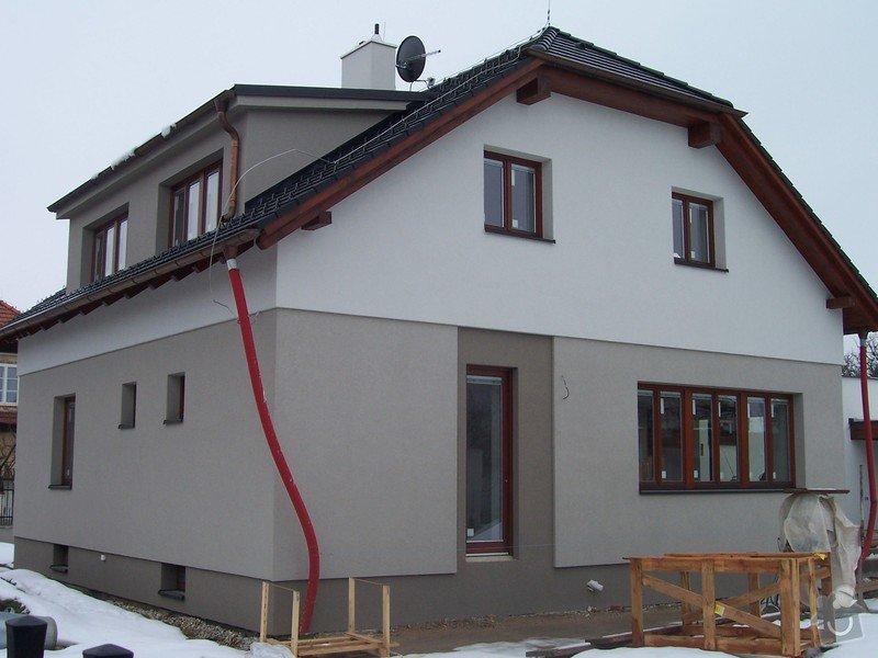 Zateplení rodinného domu : 100_3990