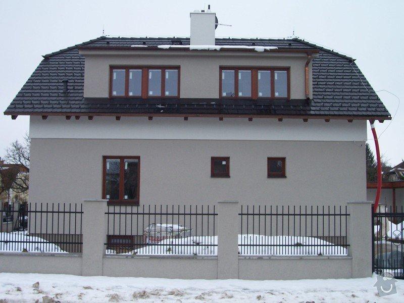 Zateplení rodinného domu : 100_3991