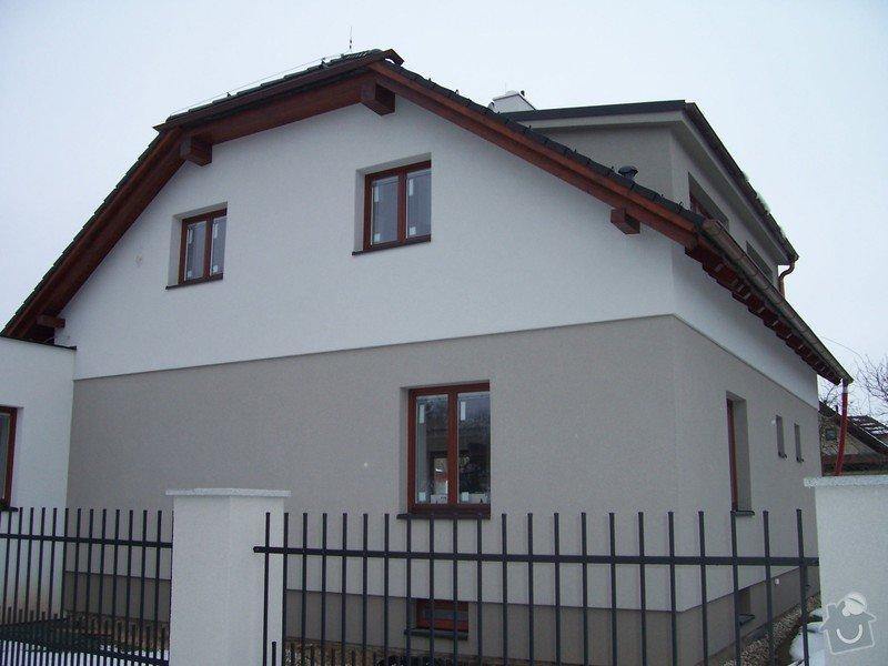 Zateplení rodinného domu : 100_3992