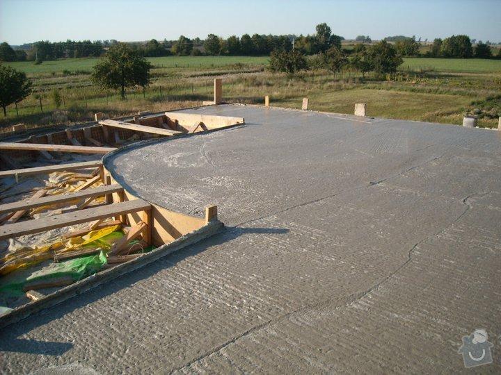 Dokončení hrubé stavby RD: 151055_142943605755188_3018224_n