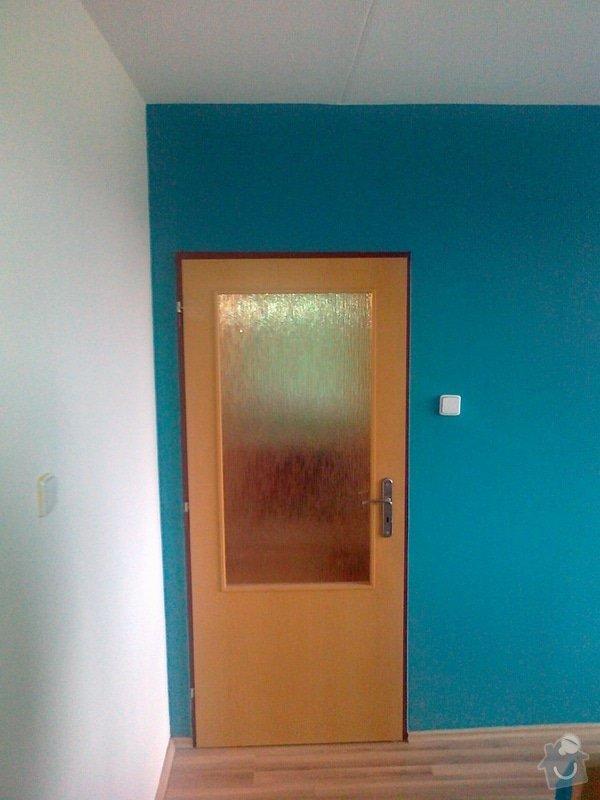 Malování panelákového bytu 3+kk: prace_unor_002