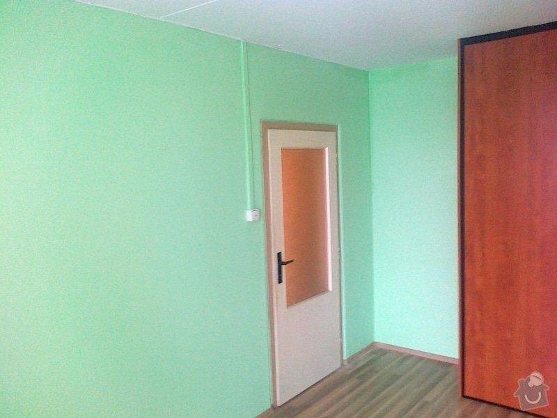 Malování panelákového bytu 3+kk: unor_011