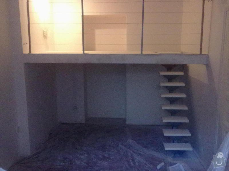 Patro na spaní, schody,osvětlení,zábradlí,podlaha.: a_183