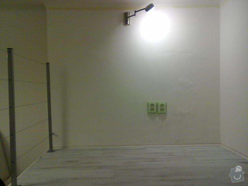Patro na spaní, schody,osvětlení,zábradlí,podlaha.: a_188