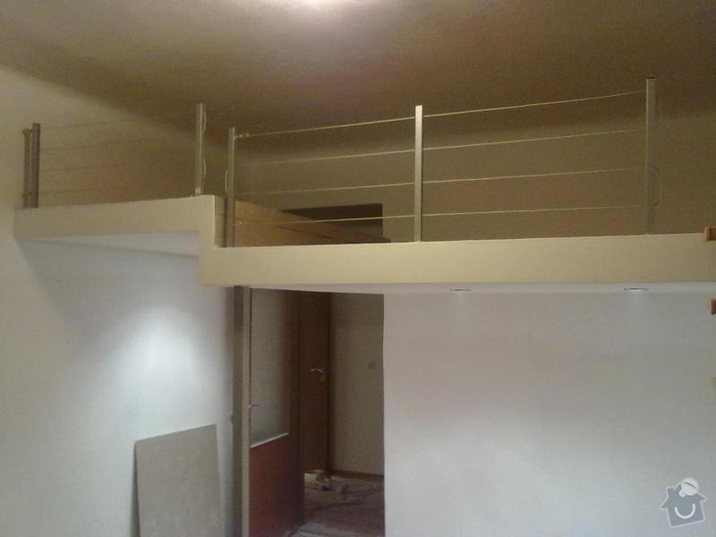 Patro na spaní, schody,osvětlení,zábradlí.: 240120121603