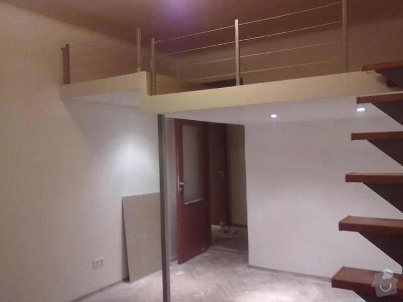 Patro na spaní, schody,osvětlení,zábradlí.: 240120121597