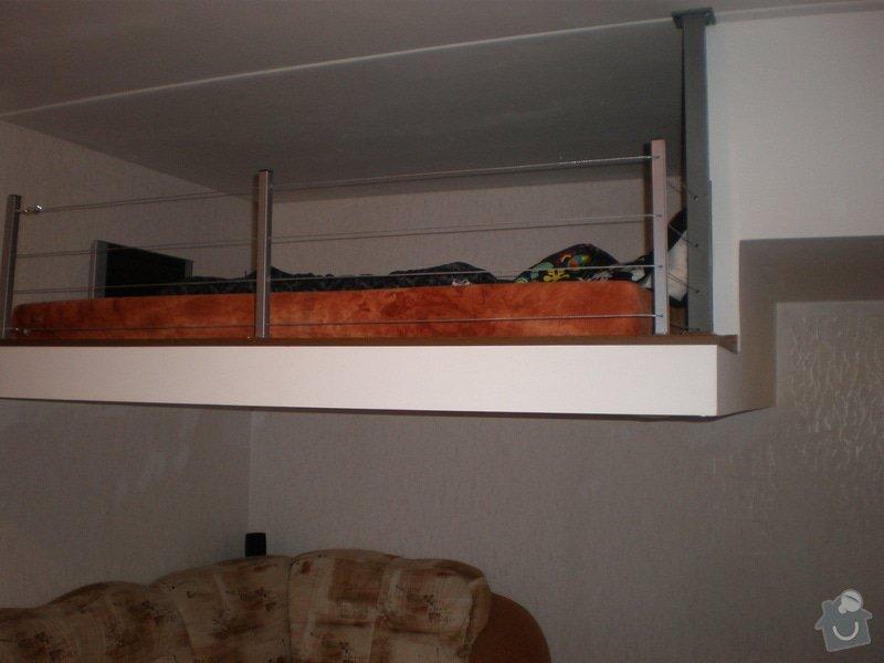 Patro na spaní, schody,osvětlení,zábradlí.: 195