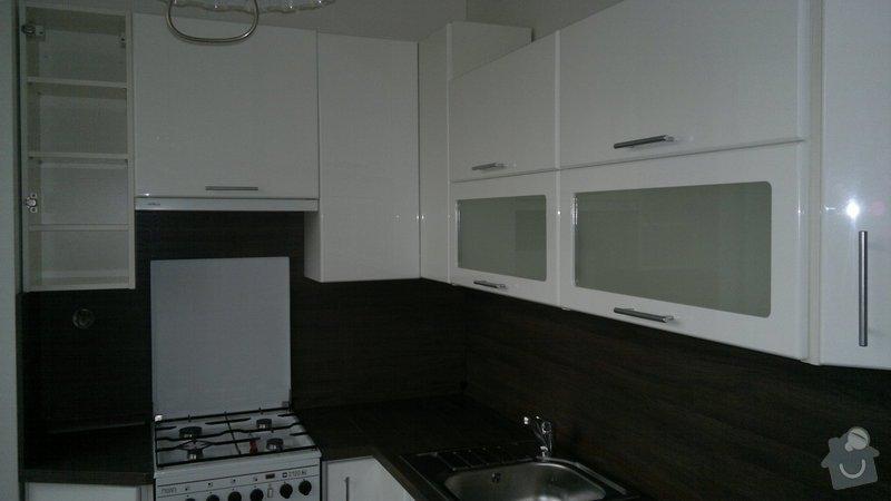 Nová kuchyňská linka+ příprava: 2012-10-26-147
