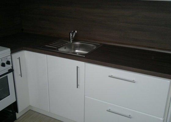 Nová kuchyňská linka+ příprava