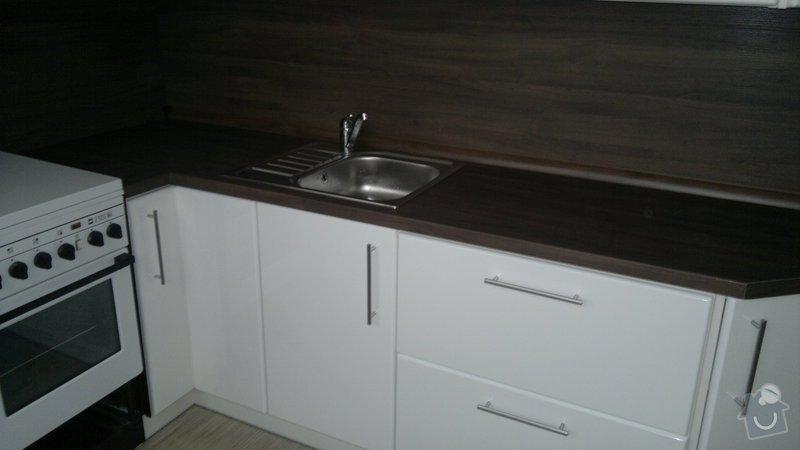 Nová kuchyňská linka+ příprava: 2012-10-26-150