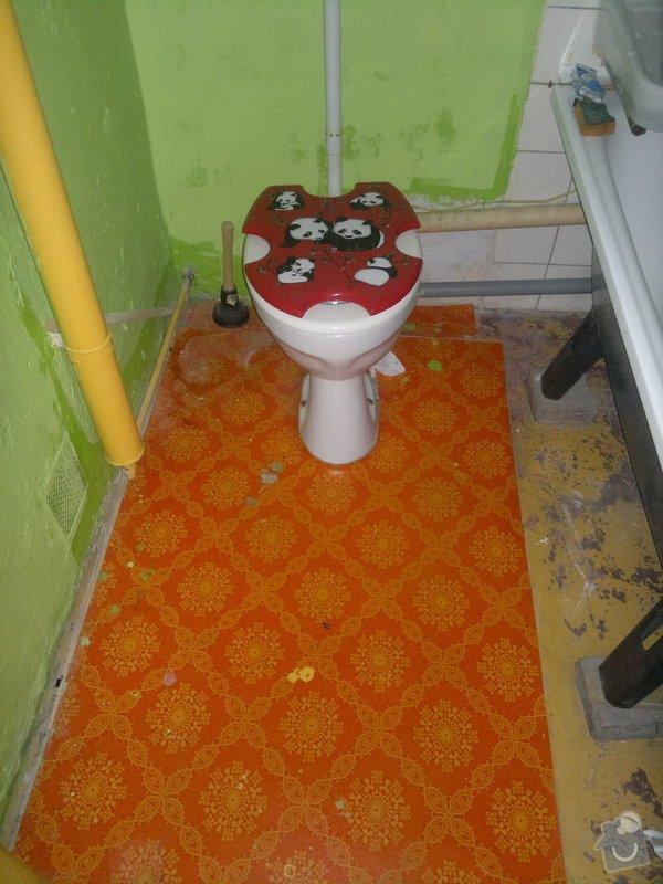 Vodovodní rozvody v koupelně: 2012-11-22-1358