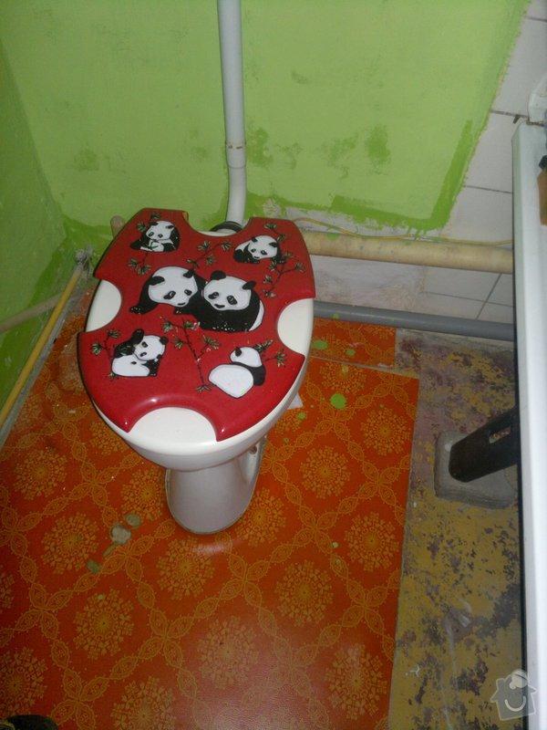 Vodovodní rozvody v koupelně: 2012-11-22-1360