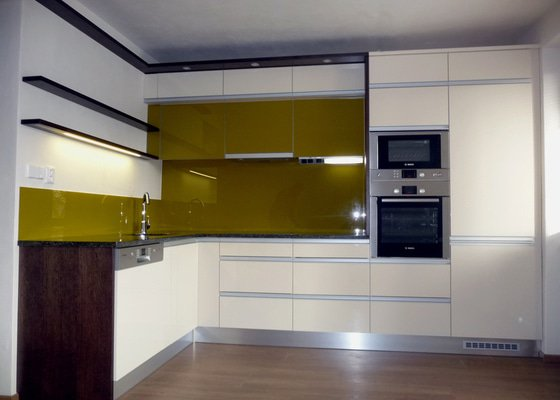 Návrh designu kuchyně, RD Vyškov