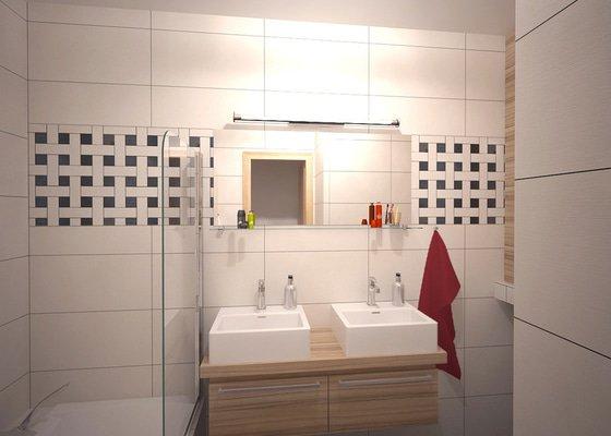 Návrh interiéru bytu, Vyškov Tyršova