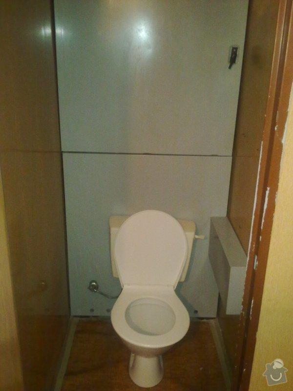 Rekonstrukce bytového jádra a kuchyně: 04022013157