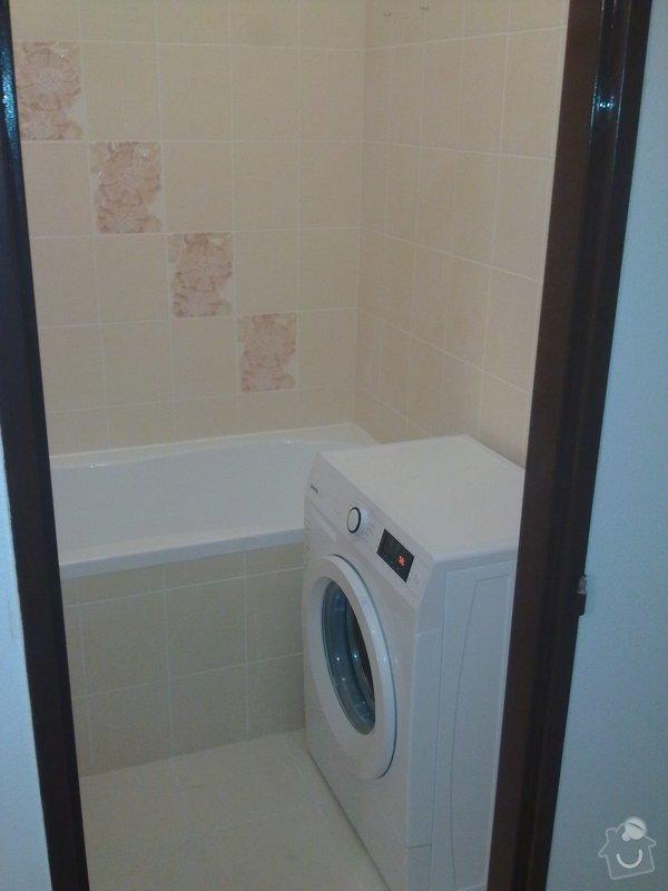 Rekonstrukce bytového jádra a kuchyně: 14022013223