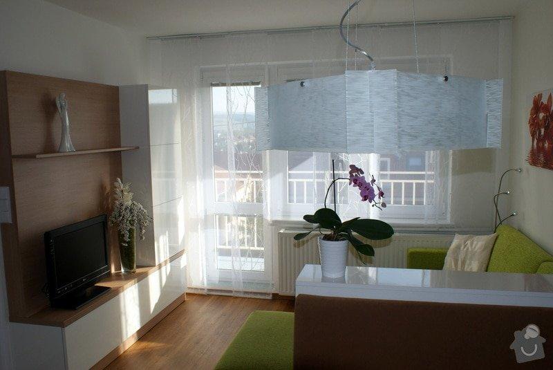 Návrh a rekonstrukce kuchyně, jídelního koutu a obýváku: DSC02019