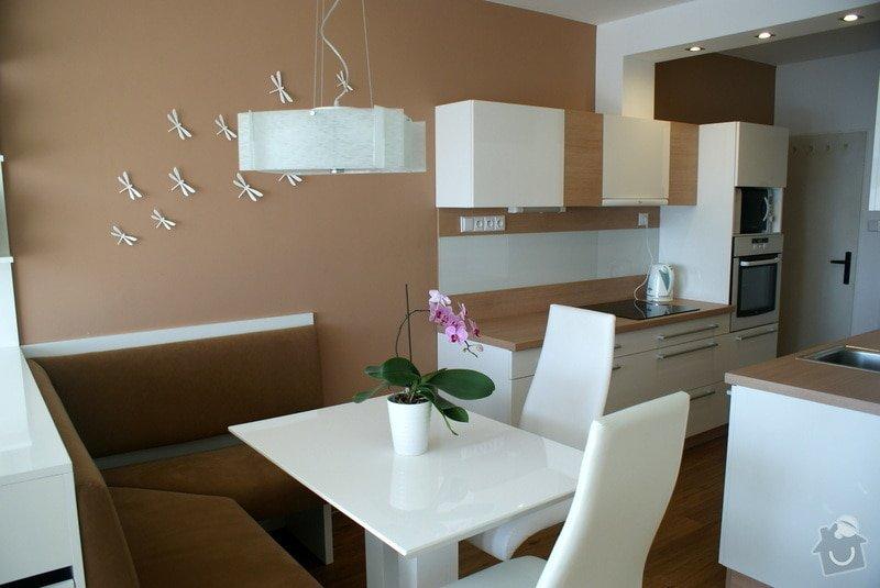 Návrh a rekonstrukce kuchyně, jídelního koutu a obýváku: DSC02024