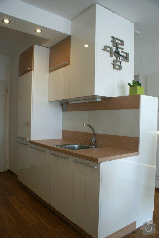 Návrh a rekonstrukce kuchyně, jídelního koutu a obýváku: DSC02038