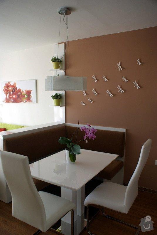 Návrh a rekonstrukce kuchyně, jídelního koutu a obýváku: DSC02026