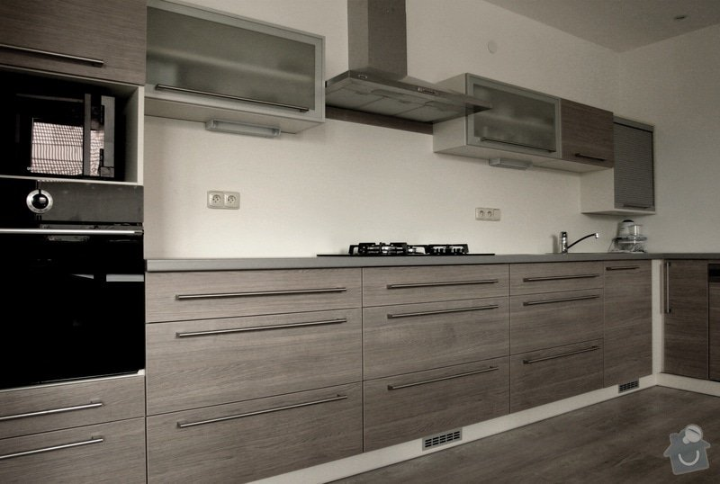 Návrh a realizace kuchyně RD: IMG_5481