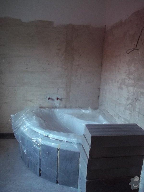 Obklad. koupelny: 100_1950