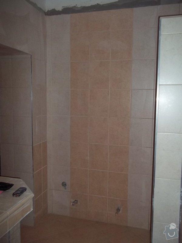 Obklad. koupelny: 100_2086