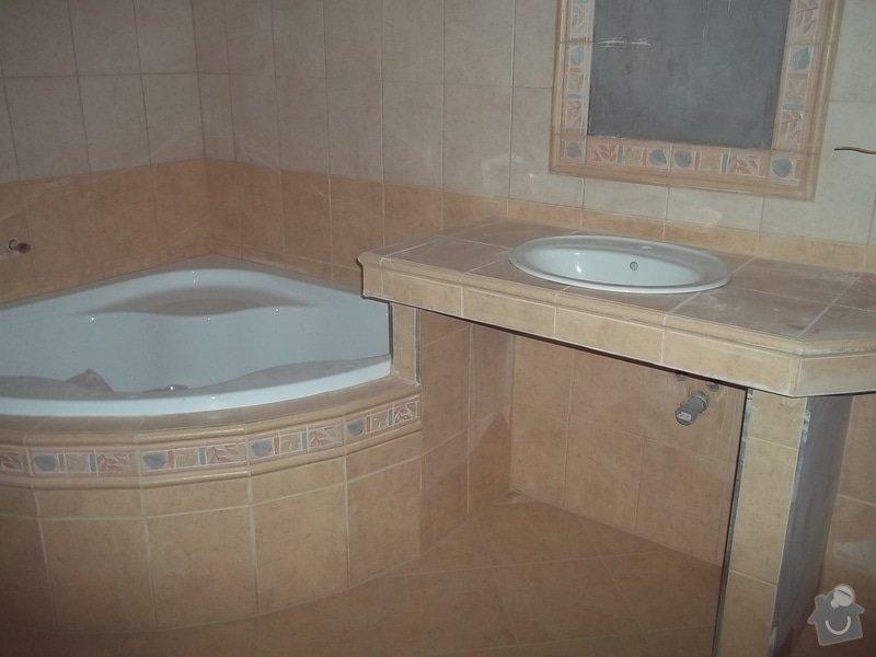 Obklad. koupelny: 100_2089