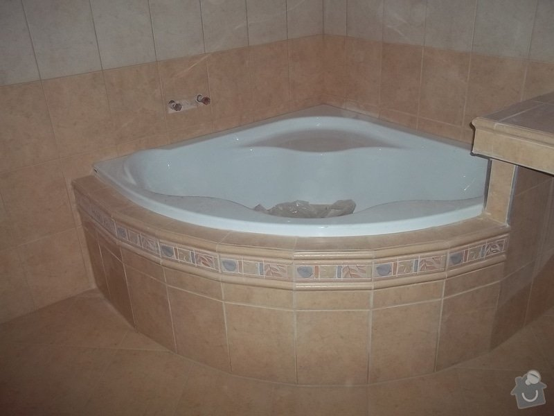 Obklad. koupelny: 100_2095