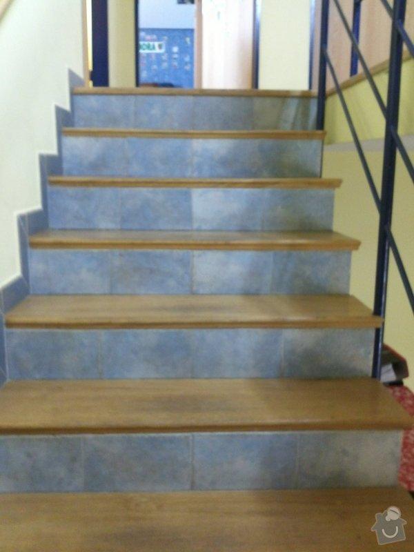 Výroba schodiště: IMG175