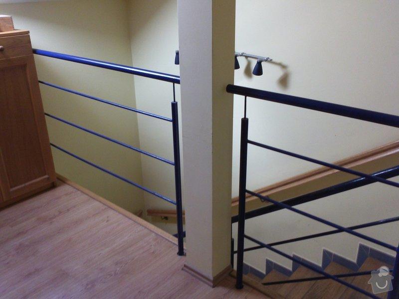 Výroba schodiště: IMG173