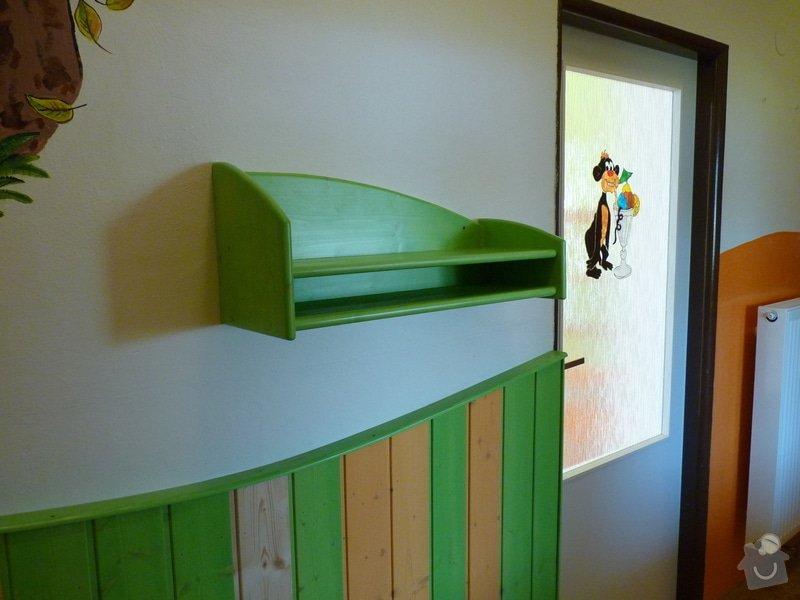 Návrh a realizace obložení a vybavení nábytkem chodby MŠ: 5