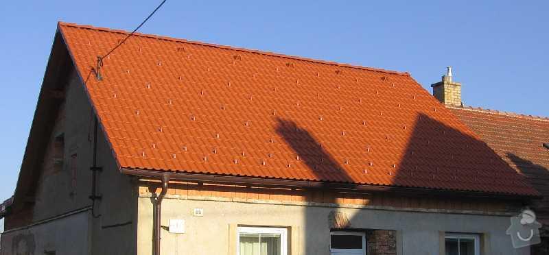 Rekonstrukce střechy: Foto2