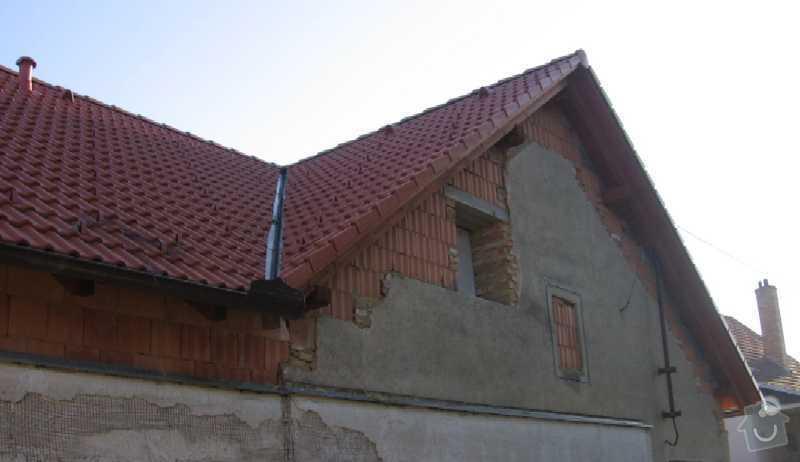 Rekonstrukce střechy: Foto1