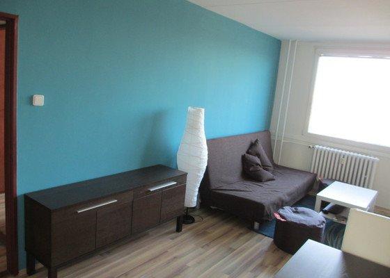 Malování panelákového bytu 3+kk