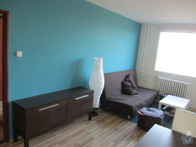 Malování panelákového bytu 3+kk: Chudenicka_50