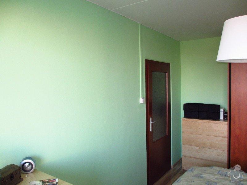 Malování panelákového bytu 3+kk: Chudenicka_58