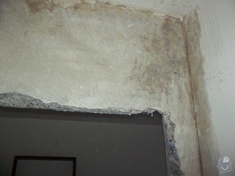 Bourací + stavební práce v panelovem bytě : 100_1049