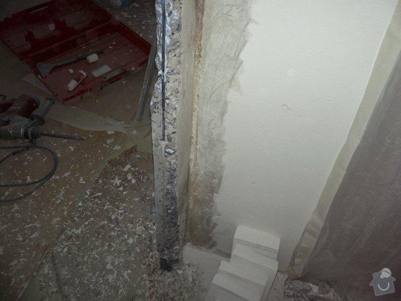 Bourací + stavební práce v panelovem bytě : 100_1050