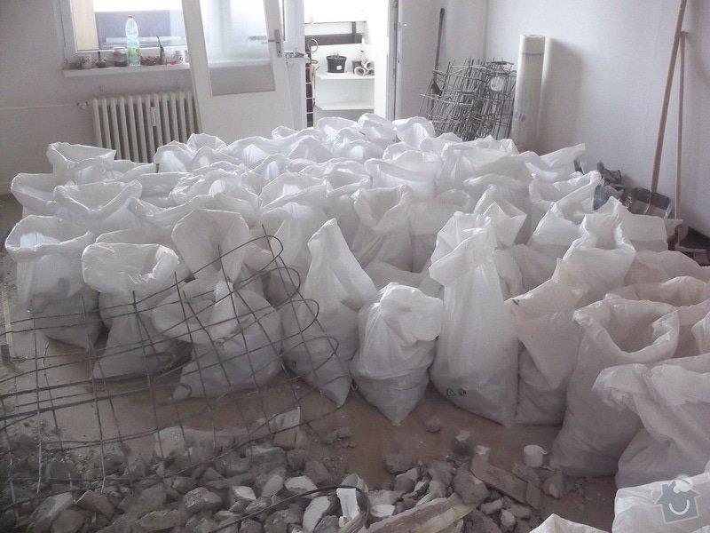 Bourací + stavební práce v panelovem bytě : 100_1057
