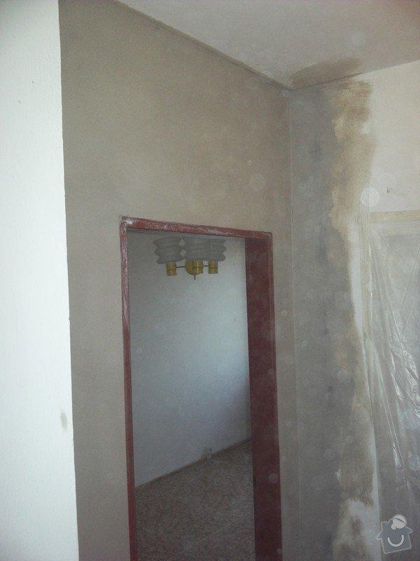 Bourací + stavební práce v panelovem bytě : 100_1073