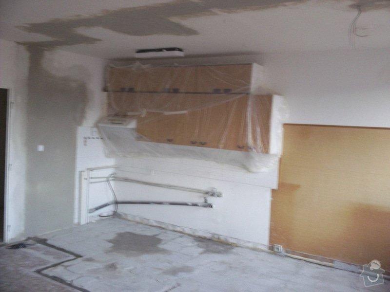 Bourací + stavební práce v panelovem bytě : 100_1077