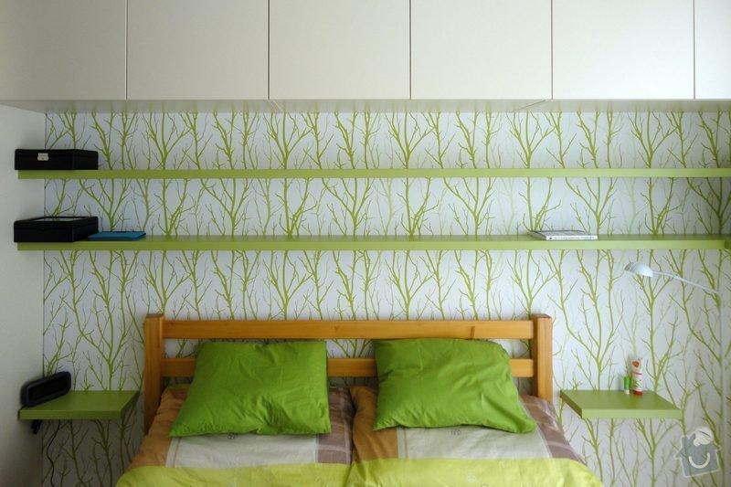 Design ložnice: loznice_Butovice1