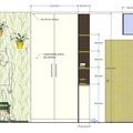 Design loznice loznice navrh koty