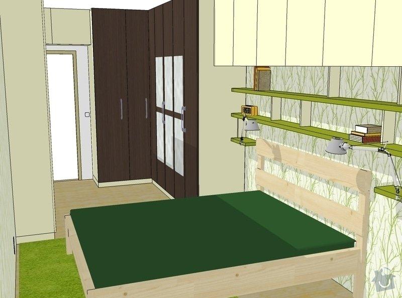 Design ložnice: loznice_navrh