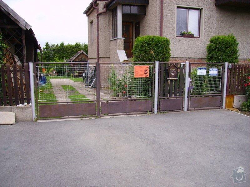 Kovaná vrata: IMGP1615