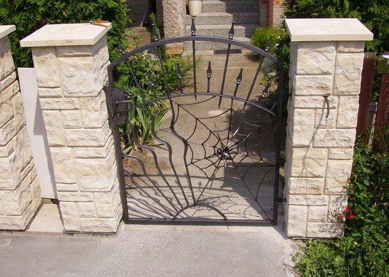 Kovaná vrata