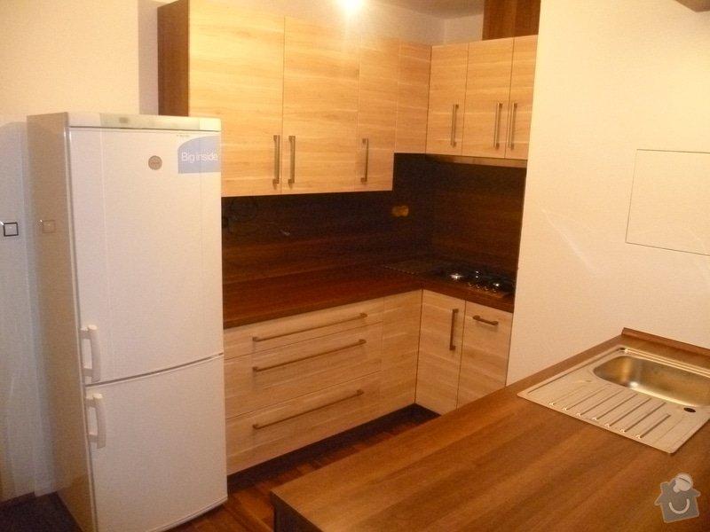Zakázková výroba kuchyňské linky: P1030964