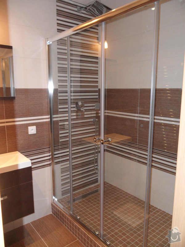 Rekonstrukce koupelny : 2