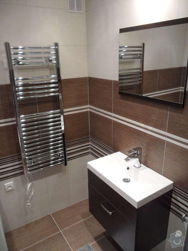 Rekonstrukce koupelny : 4
